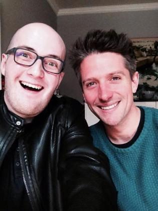 James Walker and Stuart Goldsmith